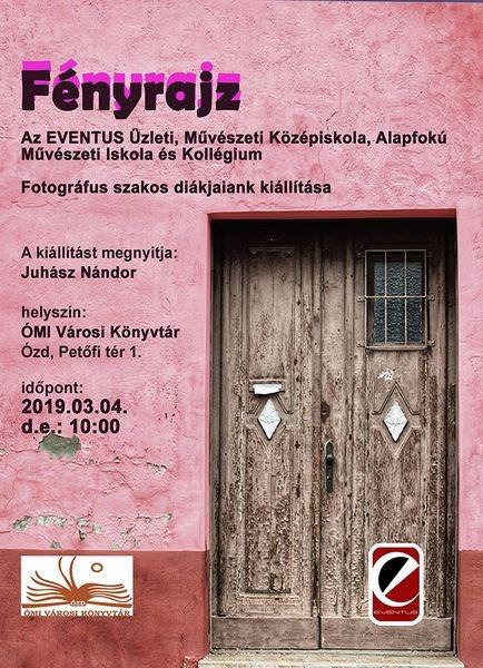 FÉNYRAJZ - kiállítás
