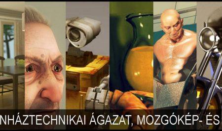 Mozgókép- és animáció készítő szak