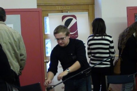 Színházi kiállítás 2011