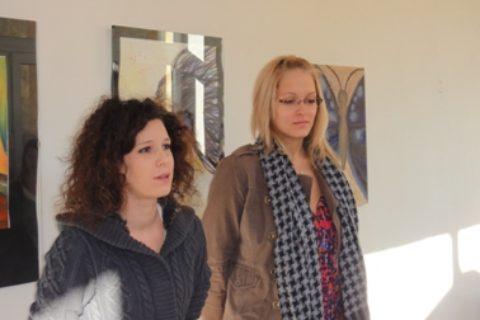 Dedics Réka kiállítása 2012