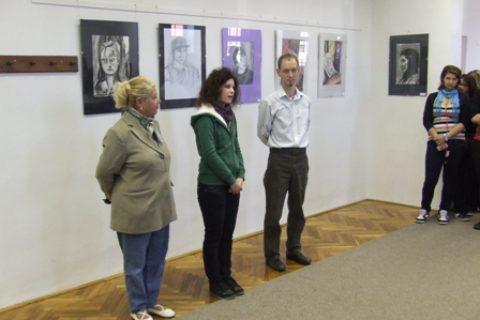 Érettségi kiállítás 2012
