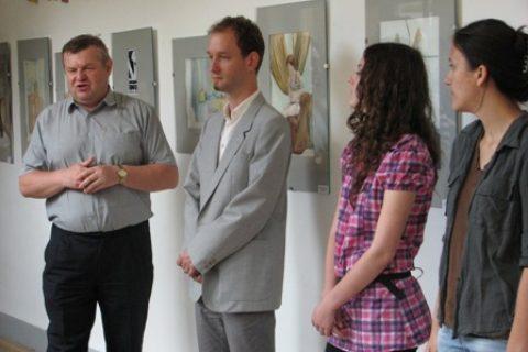 Kölcze Renáta és Fónagy Eszter kiállítása 2012