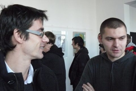 A 13. évfolyam érettségi kiállítása 2011